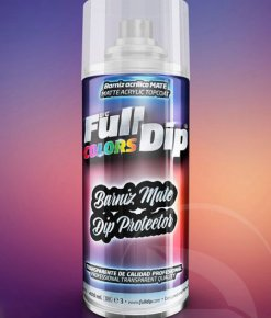 full dip colors barniz acrílico mate ACRMAT
