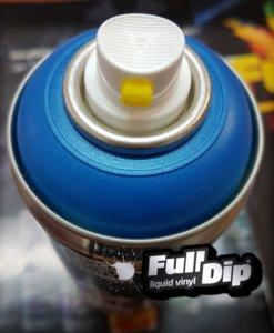 Full Dip Azul Metalizado FLD204 0634041448127