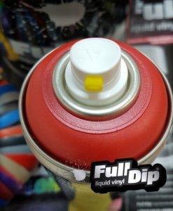 Full Dip Rojo Metalizado FLD205 0634041448134