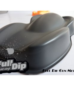 Full Dip color pólvora gun metal mate