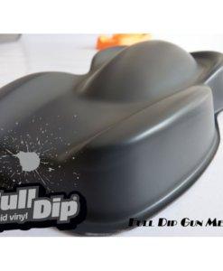 Full Dip color pólvora gun metal mate