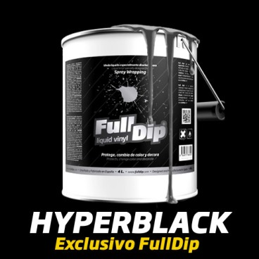 FULL DIP 4L HYPERBLACK METALLIC