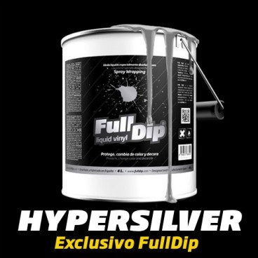 FULL DIP 4L HYPERSILVER METALLIC