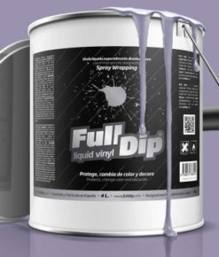 Full Dip Bote 4l. Nardo Grey