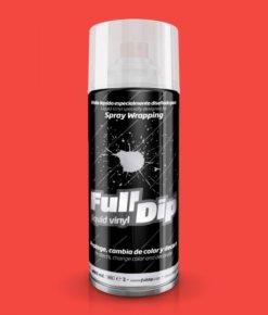 Full Dip Rojo Fluor FLD403 0634041448059