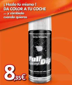 FullDip Naranja Fluor FLD402 0634041448042