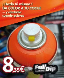 Full Dip Naranja Fluor FLD402 0634041448042