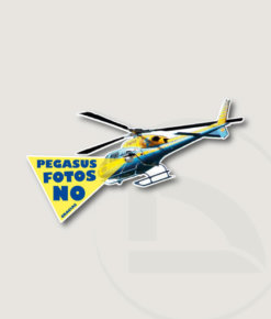 Pegatina PEGASUS-01
