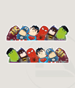 Super heroes marvel vengadores pegatina vinilo