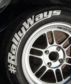 Tyre Pen rotulador blanco fullcarX