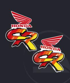 Vinilo Honda CR
