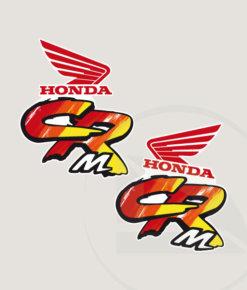 Vinilo Honda CRM